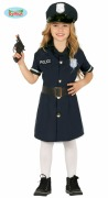 Little Police Girl Costume