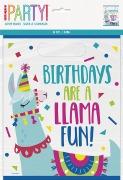 Llama Party Bags