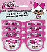 LOL Surprise Party Glasses