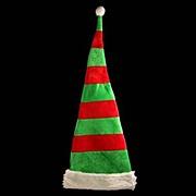 Long Bendy Elf Hat