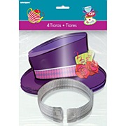 Mad Hatter Top Hat Tiaras