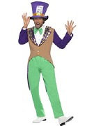 Male Mad Hatter Costume