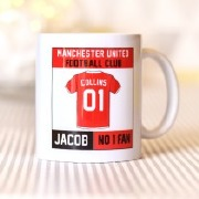 Manchester United Football Mug