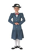 Mary Poppins Teen Costume
