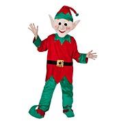 Mascot Elf Costume
