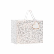 Medium Heart Gift Bag