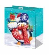 Medium Penguin Gift Bag