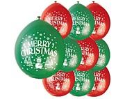 Merry Xmas Balloons