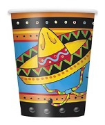 Mexican Party Cups