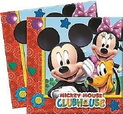 Mickey Mouse Party Napkins