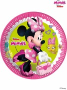 Minnie Bowtique Party Plates