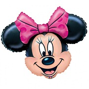 Minnie Supershape Foil Balloon