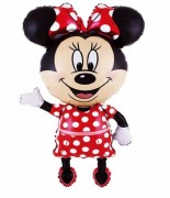 Minnie Mouse Red Balloon