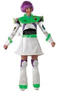 Miss Buzz Lightyear Costume