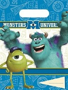 Monster University Party Bags