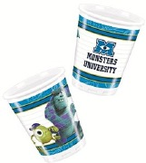 Monster University Party Cups
