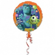 Monsters Birthday Balloon