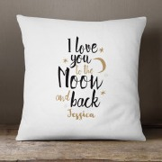 Moon And Back Cushion