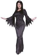 Morticia Costume