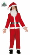 Mr Claus Costume