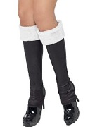 Mrs Claus Boot Covers