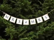 Mrs Wedding Banner