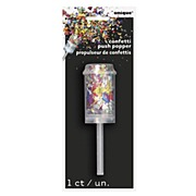Multi Push Pop Confetti