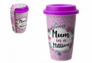 Mum In A Million Travel Mug
