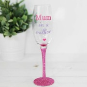Mum In A Million Glass