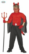 Muscle Devil Costume