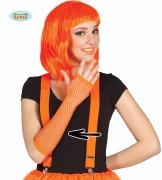 Neon Orange Glove