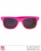 Neon Pink Glasses
