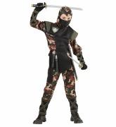 Ninja Soldier Costume