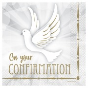 On Your Confirmation Napkins