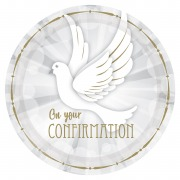 On Your Confirmation Plates