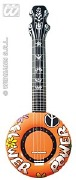 Orange Inflatable Banjo