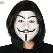 Outraged Mask