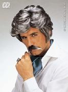 Grey Casanova Wig