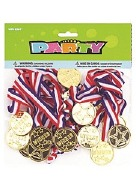 Party Medals