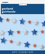 Patriotic Garland
