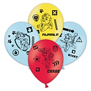Paw Patrol Latex Balloons
