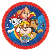 Paw Patrol Party Plates