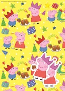 Peppa Pig Gift Wrap & Tags