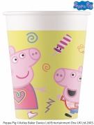Peppa Pig Messy Cups