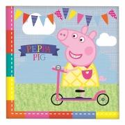 Peppa Pig Napkins