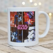 Personalised Star Wars Mug