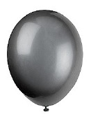 Phantom Black Balloons