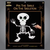 Pin The Smile On The Skeleton