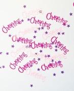 Pink Bunting Confetti