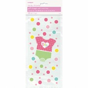 Pink Dots Baby Shower Bag